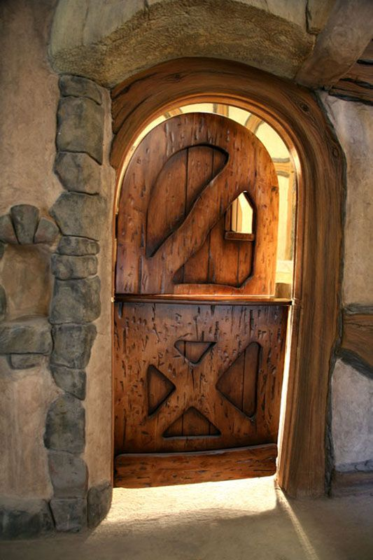 Belle's cottage?