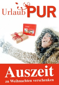 Auszeit schenken!  http://www.biohotels.info/de/geschenke/
