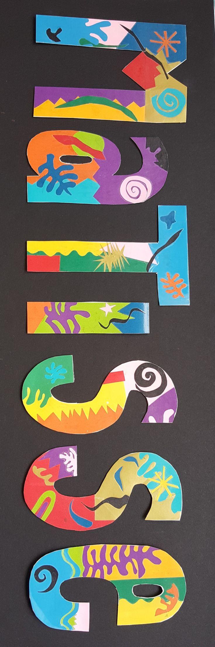 Matisse inspires us Art Ed Central