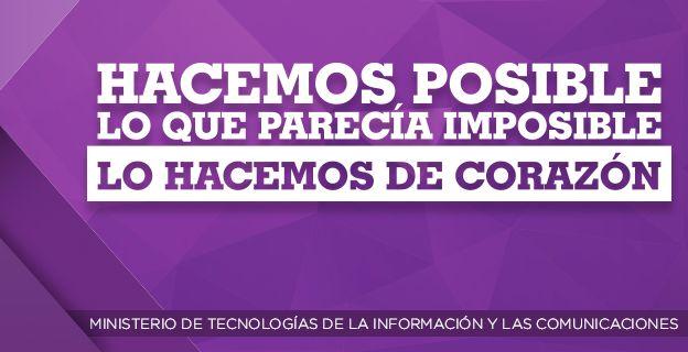 El Ministerio de Tecnologías de la Información y las Comunicaciones (MinTIC) estuvo en el centro-occidente del país con su campaña PrevenTIC