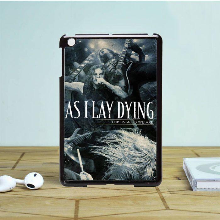 As I Lay Dying Album iPad Mini 2 Case Dewantary