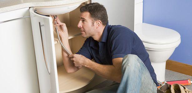 ... Sink Repair on Pinterest Kitchen sink faucets, Undermount sink and
