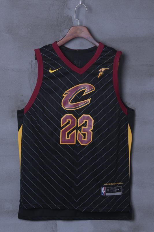 brand new 6aff0 c9075 Cleveland Cavaliers #23 Lebron James Basketball Team Jersey ...