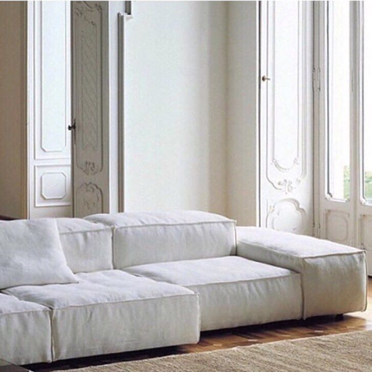 New The 10 Best Home Decor With Pictures I N S P I R A T I O N For The Lovers Of White Sofas And C Luxury Sofa White Sofa Design Modern Sofa Designs