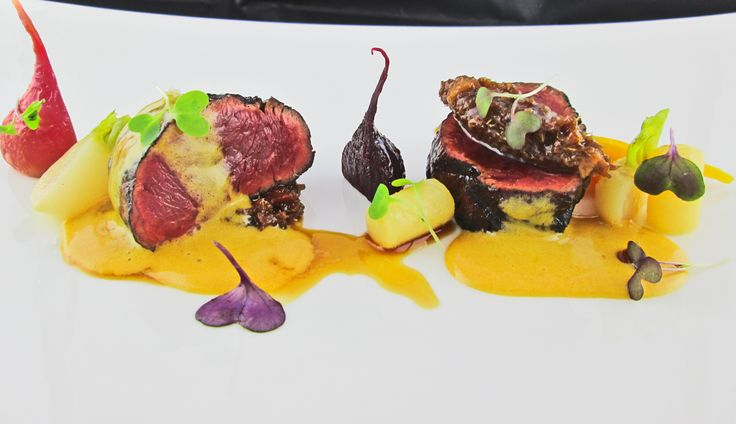 The Eden Restaurant at The Rimrock Hotel - Fine Dining with Exceptional views of Banff and the Rockies