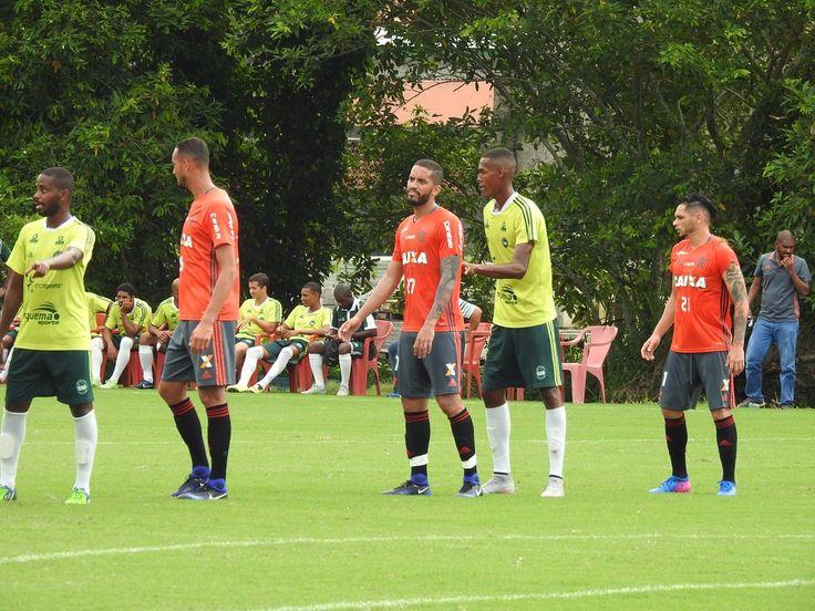 Márcio Araújo marca, e Flamengo leva virada de time da Série B do Rio #globoesporte