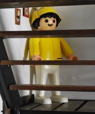 156 best images about playmobil on pinterest toys alicante and jack o 39 - Playmobil geant decoration ...