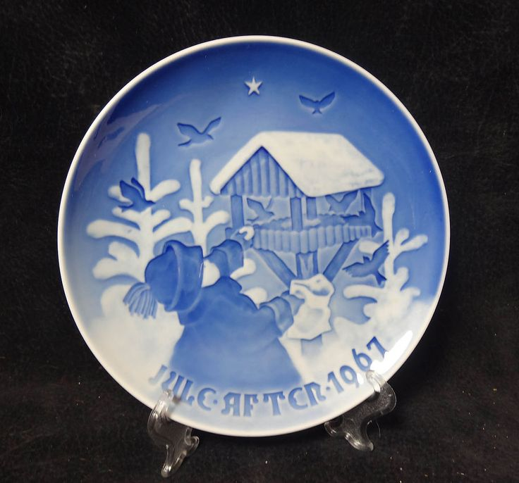 51 best Vintage Decorative Wall Plates images on Pinterest | Wall ...