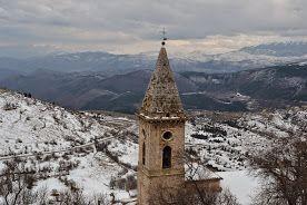 Panorama dalla Rocca di Calascio (AQ)  #Abruzzo Mt 1460 - Parco Nazionale del Gran Sasso e monti della Laga
