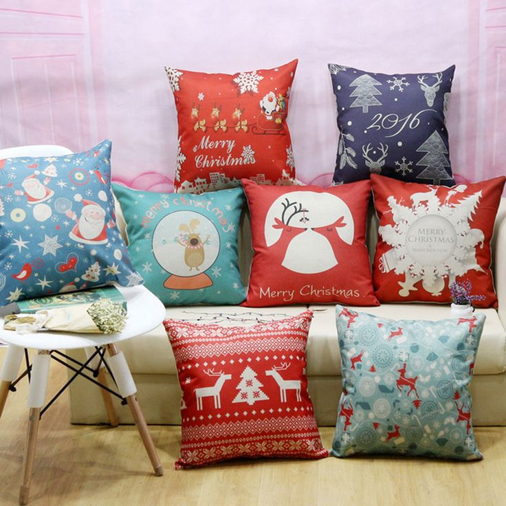 Christmas Family holiday Linen pillow cushion pillow case head office cushions covers ( no inner) free shipping pillowcase //Price: $6.55 & FREE Shipping //     http://www.asaitea.com/christmas-family-holiday-linen-pillow-cushion-pillow-case-head-office-cushions-covers-no-inner-free-shipping-pillowcase/    #pregnancy