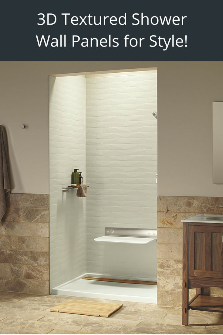 4 Sure-Fire Strategies for Shower Walls which Last   Shower panels ...