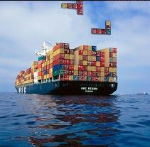 Cargo Ship #Tetris