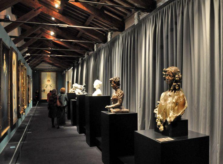 Vernissage della mostra ''LIBERTY. Uno stile per l'Italia moderna''. www.italialiberty.it/mostraliberty (Musei San Domenico a Forlì)