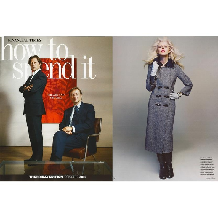 FT HOW TO SPEND IT October 2011