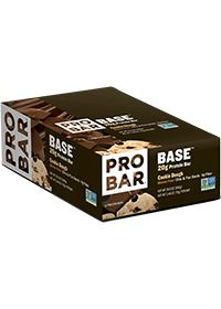 Buy Probar LLC PROBAR Base Cookie Dough 12 Bars from the Vitamin Shoppe. Where you can buy PROBAR Base Cookie Dough and other High Protein Bars and Snacks products? Buy at at a discount price at the Vitamin Shoppe online store. Order today and get free shipping on PROBAR Base Cookie Dough (UPC:853152100469)(with orders over $25).