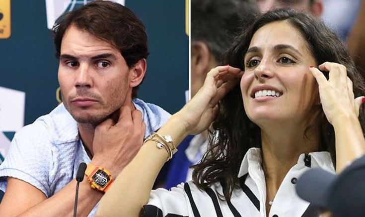 Rafael Nadal girlfriend: Mubadala tennis 2018 star ...