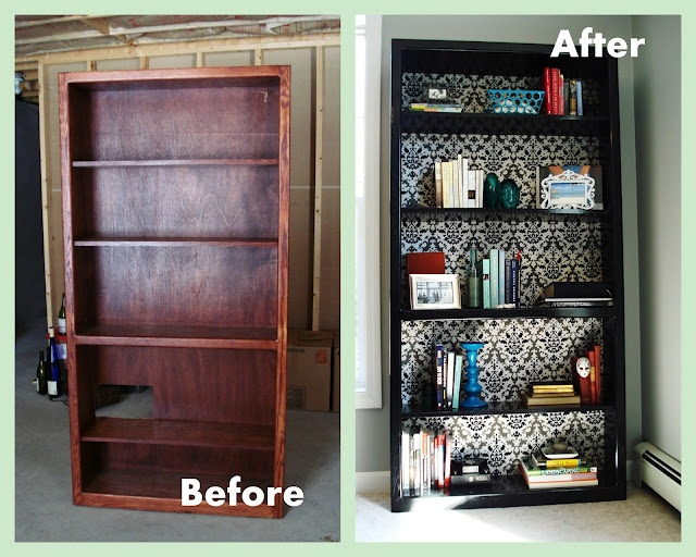 Revamp Your Bookcase With Heart Maine Home Office