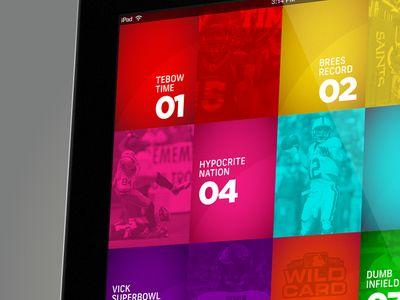 NBC Sports Network BEADLE MANIA TV Show — Designspiration