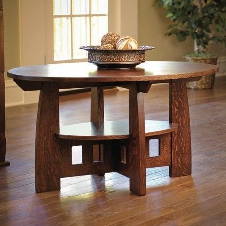 Build Mission Coffee Table Woodworking Projects Plans