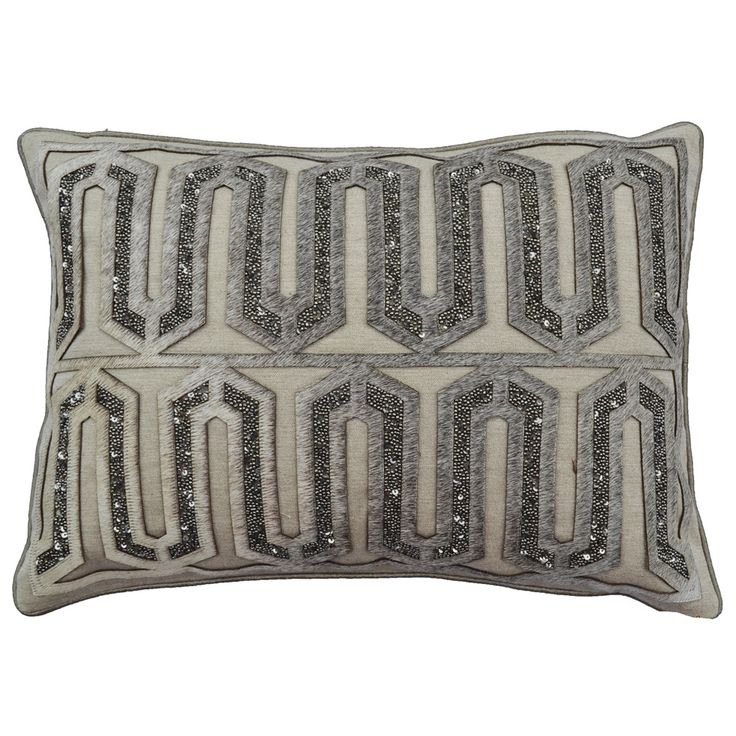 Hicks Throw Pillow CL9EMORY01CGY 95 best PillowsThrows