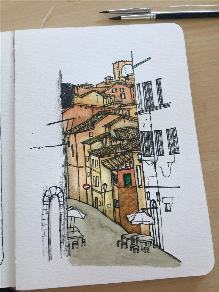 No.11 Siena Italy