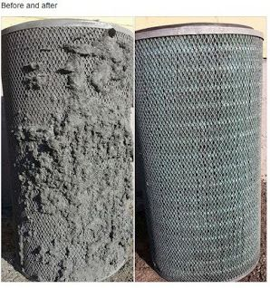 Scientifically Engineered Filter Cleaning Services for Improved Service Life at Interstate Filter Service Inc.  #FilterCleaning #FilterServices #CartridgeFilter  http://www.interstatefilter.com/filter-cleaning/