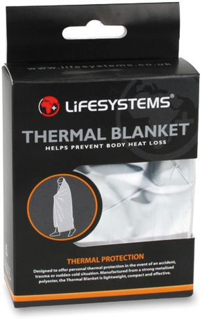 Lifesystems Mountain Thermal Blanket