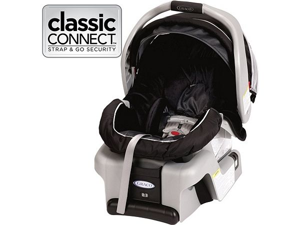 SnugRide® Classic Connect™ 30 Infant Car Seat, Metropolis™ - Graco