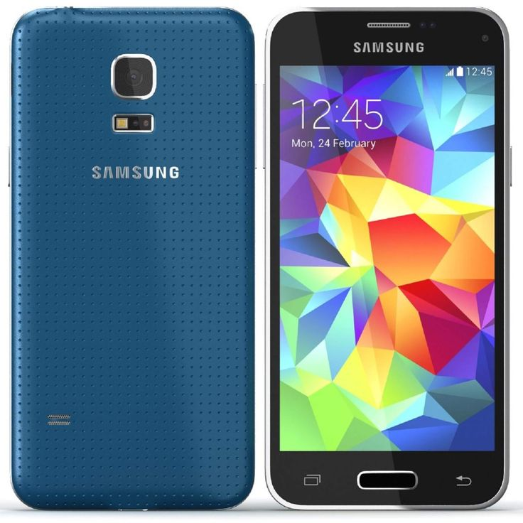 Samsung Galaxy S5 G900A 16GB Unlocked GSM Phone w/ 16MP Camera -