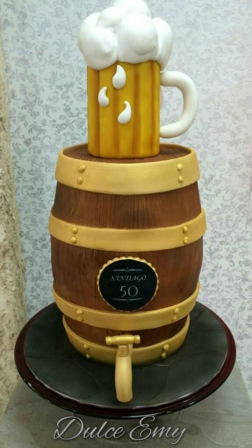 Beer cake - Cake by Emy