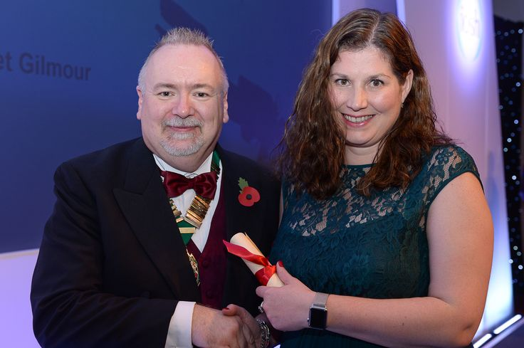 Bridget Gilmour was one of 35 IOSH members given Fellowship awards. The others included Andrew Rippington, Diana Salmon, Malcolm Shiels, Steve Sumner, Shahram Vatanparast, Tony Vozniak, Roger Ward, Peter Watson and Sandra Wilson. Former IOSH CEO Cyril Barratt was also given an Honorary Fellowship (2/2)