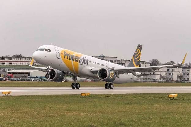 Primera Air To Cease Short Haul Operations From Birmingham Http Feedproxy Google Com R Breakingtravelnews News 3 Zoeak Dre84 Airbus Aircraft Air