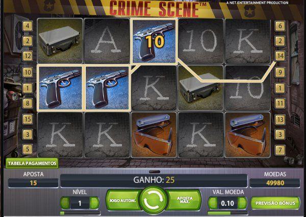 Crime Scene #slotmachine #slot