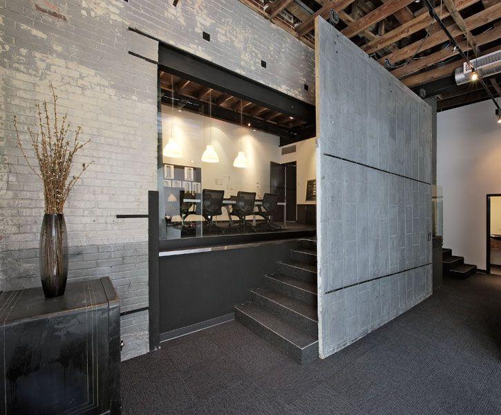 Lemaymichaud montr al architecture interior design for Interior design corporate office