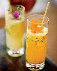 Eric Ripert's Rio-Style Ginger Beer Floats // More Amazing Cocktails for the Highball Glass: http://www.foodandwine.com/slideshows/cocktails-for-the-highball-glass #foodandwine