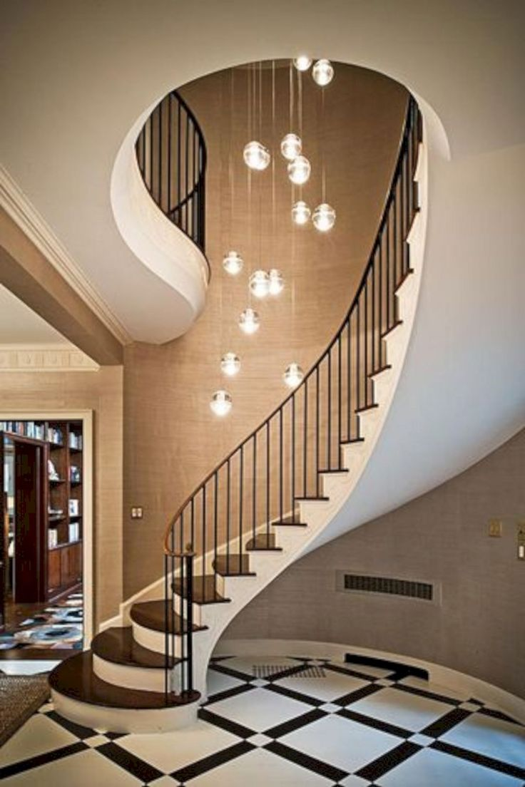 21 Staircase Lighting Design Ideas Pictures: Best 25+ Luxury Staircase Ideas On Pinterest