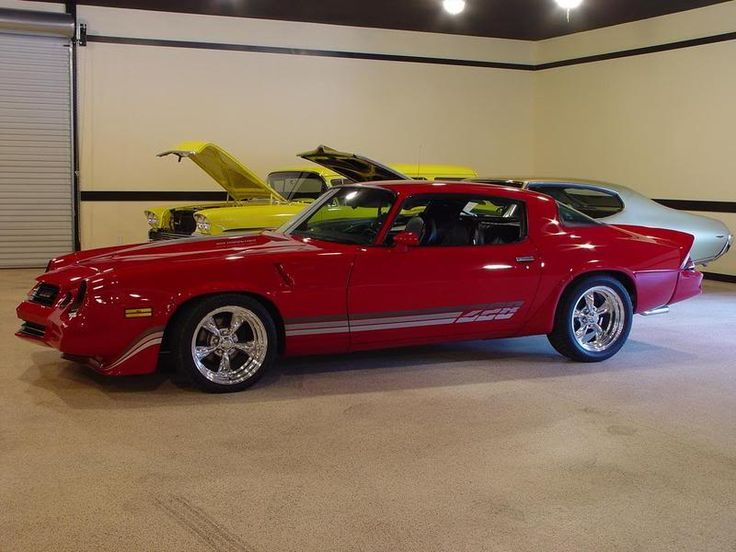 1980 Z28 - I'm a Ford guy, but dammit, that's a good looking car.