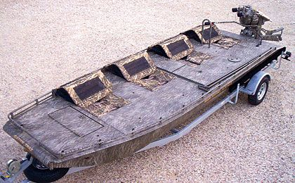 This is a review from Wildfowl on the Top Waterfowl Hunting Boats.