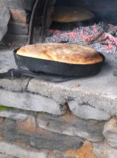 Taş fırın ekmeği