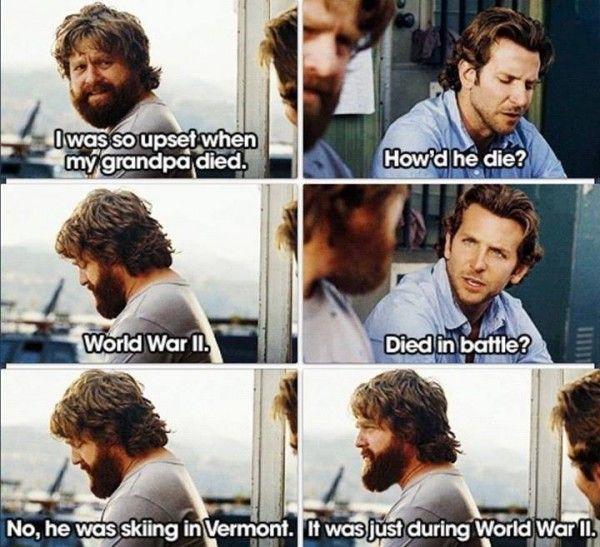 Funny meme - The hangover - http://www.jokideo.com/funny-meme-hangover/
