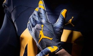 Michigan Wolverines Make History as First Football Team to Wear Jumpman Logo