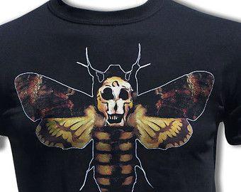 Effrayante Sphynx T Shirt - Tees graphique pour hommes, femmes & enfants