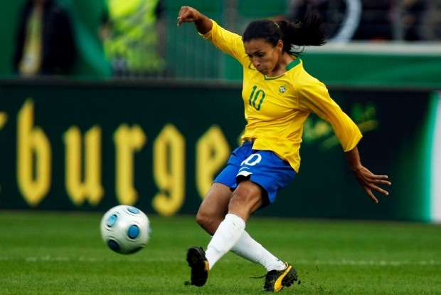 International athletes to watch - Marta Vieira Da Silva, Brazil, soccer