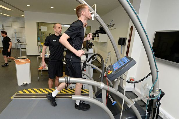 What happens in a medical for football players?  This video uncovers the secret of the medicals at St George's Park  (the English Football Association's national football centre.)  http://www.mirror.co.uk/sport/football/news/what-happens-medical-went-find-8732021  #performancediagnostics #hpcosmos