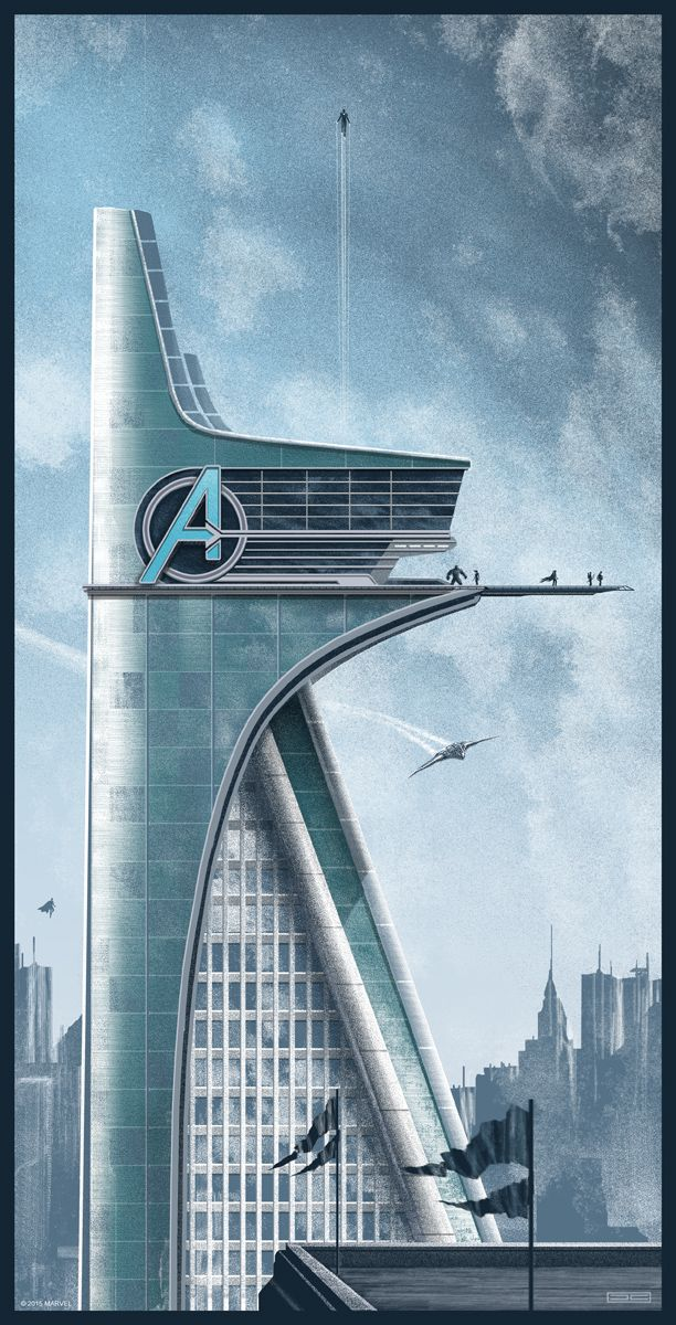 JC RICHARD - MEANWHILE, BACK AT AVENGERS HEADQUARTERS