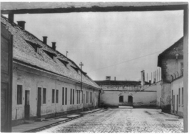 Czechoslovakia (see what the concentration camps looked like)