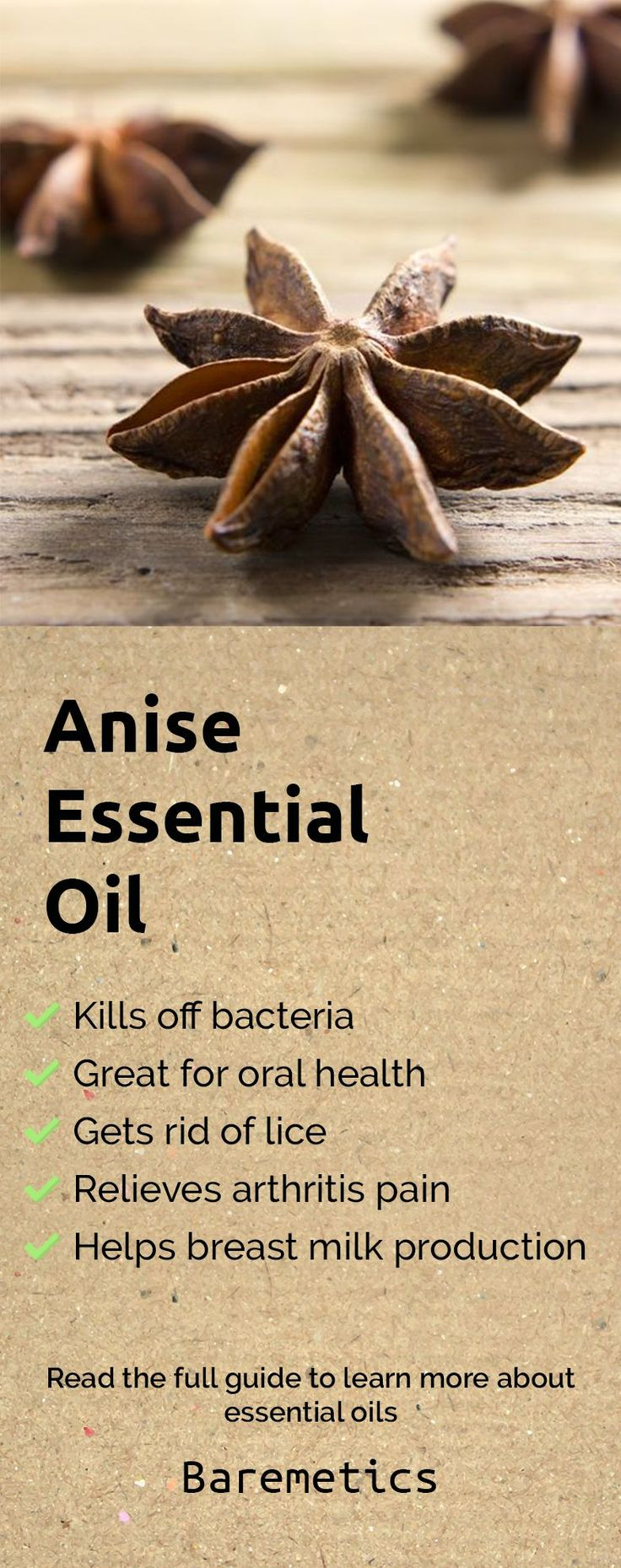 how to use star anise essential oil