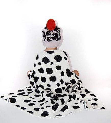 Leopard Print Blanket (Pre-order)