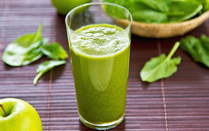 Anti Ageing Foods - Green Smoothie