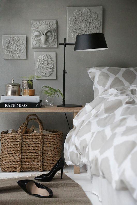 DIY #Wall_Art #bedroom